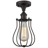 Innovations Lighting 516-1C-OB-513 Muselet 1 Light 6 inch Oiled Rubbed Bronze Flush Mount Ceiling Light