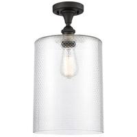 Innovations Lighting 516-1C-OB-G112-L Large Cobbleskill 1 Light 9 inch Oil Rubbed Bronze Semi-Flush Mount Ceiling Light Ballston