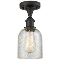 Innovations Lighting 516-1C-OB-G259-LED Caledonia LED 5 inch Oil Rubbed Bronze Semi-Flush Mount Ceiling Light