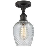 Innovations Lighting 516-1C-OB-G292 Salina 1 Light 5 inch Oil Rubbed Bronze Semi-Flush Mount Ceiling Light Ballston