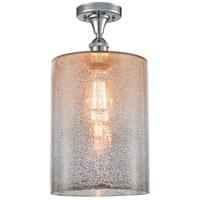 Innovations Lighting 516-1C-WPC-G116-L-LED Large Cobbleskill LED 9 inch White And Polished Chrome Semi-Flush Mount Ceiling Light Ballston