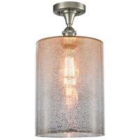 Innovations Lighting 516-1C-SN-G116-L Large Cobbleskill 1 Light 9 inch Brushed Satin Nickel Semi-Flush Mount Ceiling Light Ballston
