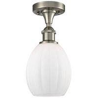 Innovations Lighting 516-1C-SN-G81 Eaton 1 Light 6 inch Brushed Satin Nickel Semi-Flush Mount Ceiling Light Ballston