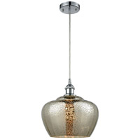 Innovations Lighting 516-1P-PC-G96-L-LED Large Fenton LED 11 inch Polished Chrome Mini Pendant Ceiling Light Ballston