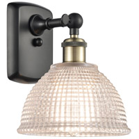 Innovations Lighting 516-1W-BAB-G422-LED Arietta LED 8 inch Black Antique Brass Sconce Wall Light Ballston