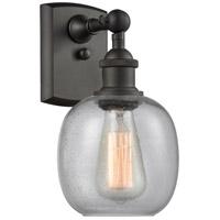 Innovations Lighting 516-1W-OB-G104-LED Belfast LED 6 inch Oil Rubbed Bronze Sconce Wall Light