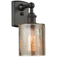Innovations Lighting 516-1W-OB-G116-LED Cobbleskill LED 5 inch Oil Rubbed Bronze Sconce Wall Light