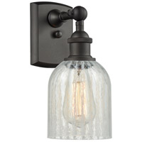 Innovations Lighting 516-1W-OB-G2511 Caledonia 1 Light 5 inch Oil Rubbed Bronze Sconce Wall Light