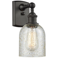 Innovations Lighting 516-1W-OB-G259 Caledonia 1 Light 5 inch Oil Rubbed Bronze Sconce Wall Light