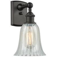 Innovations Lighting 516-1W-OB-G2811 Hanover 1 Light 6 inch Oil Rubbed Bronze Sconce Wall Light Ballston