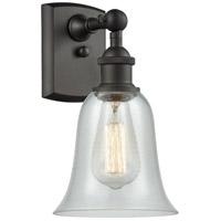 Innovations Lighting 516-1W-OB-G2812-LED Hanover LED 6 inch Oil Rubbed Bronze Sconce Wall Light Ballston