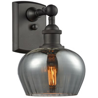 Fenton LED 7 inch Oil Rubbed Bronze Sconce Wall Light