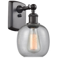 Innovations Lighting 516-1W-OB-G104 Belfast 1 Light 6 inch Oiled Rubbed Bronze Wall Sconce Wall Light