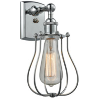 Innovations Lighting 516-1W-PC-513 Barrington 1 Light 6 inch Polished Chrome Sconce Wall Light Austere