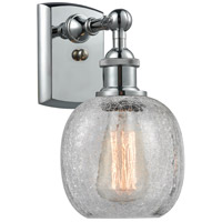 Innovations Lighting 516-1W-PC-G105-LED Belfast LED 6 inch Polished Chrome Sconce Wall Light Ballston