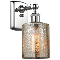 Innovations Lighting 516-1W-PC-G116-LED Cobbleskill LED 5 inch Polished Chrome Sconce Wall Light