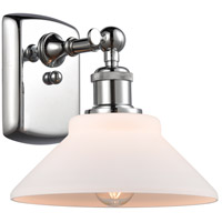 Innovations Lighting 516-1W-PC-G131 Orwell 1 Light 9 inch Polished Chrome Sconce Wall Light Ballston