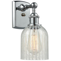 Innovations Lighting 516-1W-PC-G2511 Caledonia 1 Light 5 inch Polished Chrome Sconce Wall Light