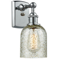 Innovations Lighting 516-1W-PC-G259-LED Caledonia LED 5 inch Polished Chrome Sconce Wall Light