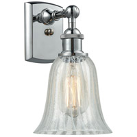 Polished Chrome Hanover Wall Sconces