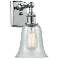 Innovations Lighting 516-1W-PC-G2812-LED Hanover LED 6 inch Polished Chrome Sconce Wall Light Ballston