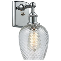 Innovations Lighting 516-1W-PC-G292-LED Salina LED 5 inch Polished Chrome Sconce Wall Light Ballston