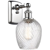 Innovations Lighting 516-1W-PC-G292 Salina 1 Light 5 inch Polished Chrome Sconce Wall Light Ballston