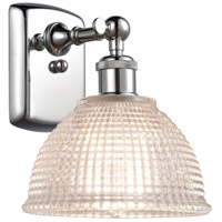 Innovations Lighting 516-1W-PC-G422-LED Arietta LED 8 inch Polished Chrome Sconce Wall Light Ballston