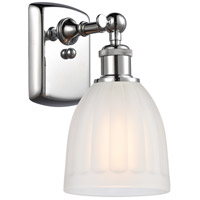 Innovations Lighting 516-1W-PC-G441-LED Brookfield LED 6 inch Polished Chrome Sconce Wall Light Ballston