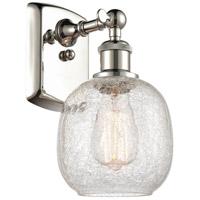 Innovations Lighting 516-1W-PN Bare Bulb 1 Light 5 inch Polished Nickel Sconce Wall Light Ballston