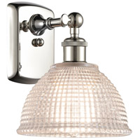 Innovations Lighting 516-1W-PN-G422-LED Arietta LED 8 inch Polished Nickel Sconce Wall Light Ballston