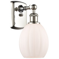 Innovations Lighting 516-1W-PN-G81-LED Eaton LED 6 inch Polished Nickel Sconce Wall Light Ballston