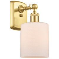 Innovations Lighting 516-1W-SG-G111 CoSGleskill 1 Light 5 inch Satin Gold Sconce Wall Light