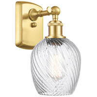 Innovations Lighting 516-1W-SG-G292 Salina 1 Light 5 inch Satin Gold Sconce Wall Light
