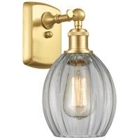 Innovations Lighting 516-1W-SG-G82 Eaton 1 Light 6 inch Satin Gold Sconce Wall Light