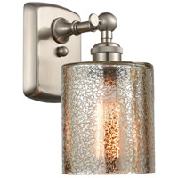 Innovations Lighting 516-1W-SN-G116-LED Cobbleskill LED 5 inch Brushed Satin Nickel Sconce Wall Light