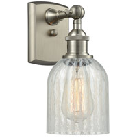 Innovations Lighting 516-1W-SN-G2511 Caledonia 1 Light 5 inch Brushed Satin Nickel Sconce Wall Light Ballston