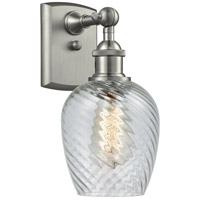 Innovations Lighting 516-1W-SN-G292-LED Salina LED 5 inch Brushed Satin Nickel Sconce Wall Light Ballston