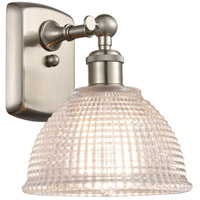 Innovations Lighting 516-1W-SN-G422-LED Arietta LED 8 inch Satin Nickel Sconce Wall Light Ballston