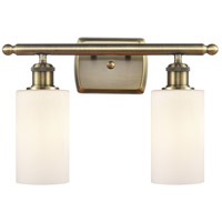 Cast Brass Clymer Bathroom Vanity Lights