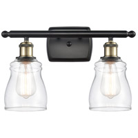 Cast Brass Ellery Bathroom Vanity Lights