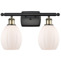 Cast Brass Eaton Bathroom Vanity Lights