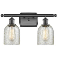 Innovations Lighting 516-2W-OB-G259-LED Caledonia LED 16 inch Oil Rubbed Bronze Bathroom Fixture Wall Light