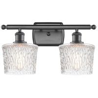 Innovations Lighting 516-2W-OB-G402 Niagra 2 Light 16 inch Oil Rubbed Bronze Bath Vanity Light Wall Light, Ballston