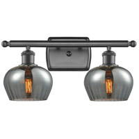 Innovations Lighting 516-2W-OB-G93 Fenton 2 Light 16 inch Oiled Rubbed Bronze Bathroom Fixture Wall Light