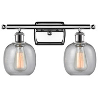 Steel Belfast Bathroom Vanity Lights