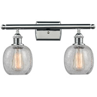 Innovations Lighting 516-2W-PC-G105-LED Belfast LED 16 inch Polished Chrome Bathroom Fixture Wall Light