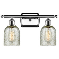 Innovations Lighting 516-2W-PC-G259-LED Caledonia LED 16 inch Polished Chrome Bath Vanity Light Wall Light Ballston