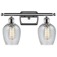 Innovations Lighting 516-2W-PC-G292-LED Salina LED 16 inch Polished Chrome Bathroom Fixture Wall Light