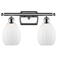Innovations Lighting 516-2W-PC-G81 Eaton 2 Light 16 inch Polished Chrome Bath Vanity Light Wall Light, Ballston